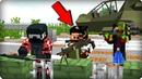 😡Он предал нас! ДОК! ЧАСТЬ 4 Зомби апокалипсис в майнкрафт! - Minecraft - Сериал ШЕДИ МЕН