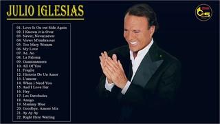 Julio Iglesias Greatest Hits || Best Of Julio Iglesias