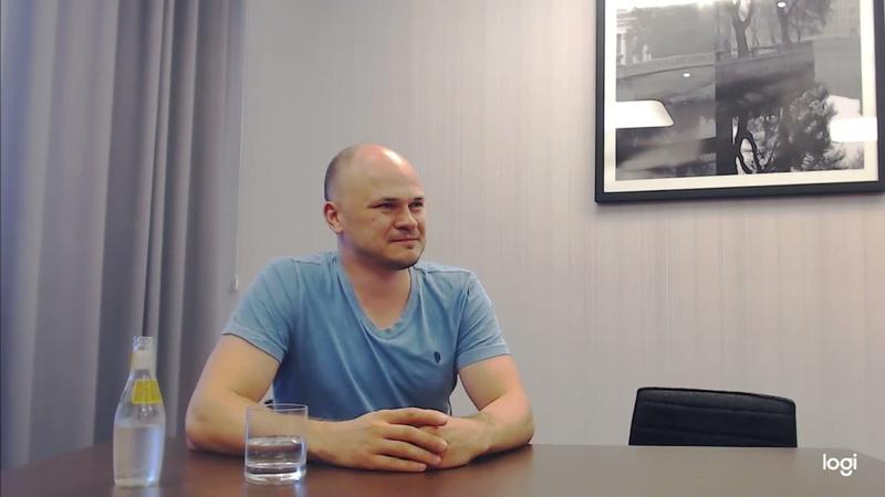 Интервью с чемпионом России 2021 года по стоклеточным шашкам среди мужчин Иваном Трофимовым