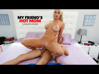 My Friends Hot Mom - London River - Naughty America - October 02, 2020 New Porn Milf Big Tits Ass Hard Sex HD Brazzers Порно