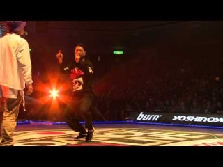 YASS() vs CanDoo(New School Order) DANCE@LIVE JAPAN FINAL 2014 HIPHOP【FINAL】