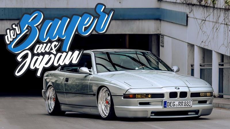 Japanischer 8er BMW auf Luft und Gotti`s Richards Traum wurde wahr