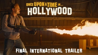 ONCE UPON A TIME... IN HOLLYWOOD - Final Trailer