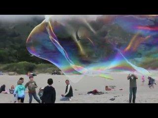 = Giant Stinson Beach Bubbles =