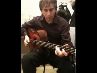 Леонид Марголин и Родион Марченко... потрясающие гитаристы!!
