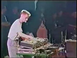 Первый советский диджей - Микс на бобине , DJ  World Hip Hop Classic's - Mr. Tape 1991