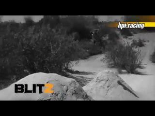 HPI Ралли кросс 1 10 2WD RTR BLITZ кузов MAXXIS ATTK 10