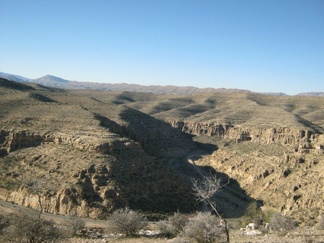 крепость Галех-дохтар