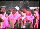 Freestyle Fellowship - Aceyalone Mic Check, P.E.A.C.E. Hip Hop Kclan Ellay Khule the Rifleman Pterradacto Freestyles Live @ Midnight Sun, San Gabriel Mountains, CA 1998