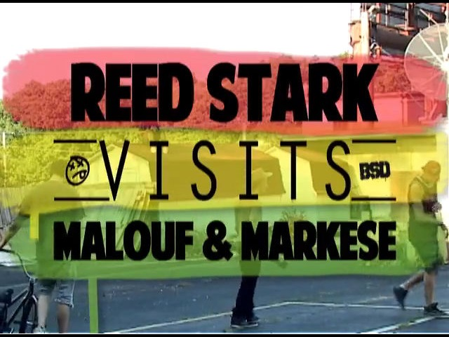BSD - Reed Stark Visits Malouf Markese