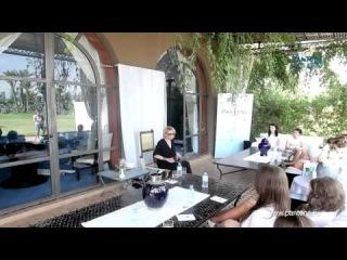 Мастер-класс Эвелины Хромченко для Pantene Beauty Academy