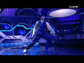 El mejor bailarín de Street Dance del planeta visita el programa.
