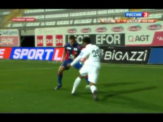 Douglas Costa Brilliant skills (Shakhtar vs CSKA Moscow  16th February)