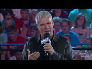 SHTV Impact Wrestling 27 10 2011 Русская озвучка