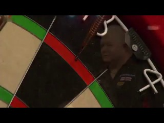 Darryl Fitton vs Tony Eccles (BDO World Darts Championship 2014 / Round 1)