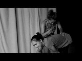 шоу-балет MOLOKO - за кадром....