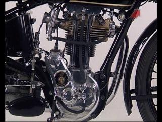 Английские мотоциклы от А до Я. Серия 5.