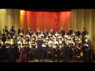 Антонио Кальдара Dies irae № 7 (Rex tremendae majestatis)