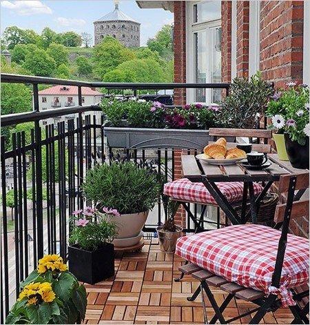 Fabulous small apartment balcony decor design ideas 57 - dec.