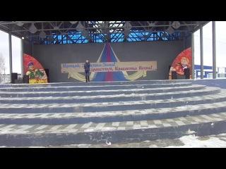 Лев Кулушев Танец на барабане