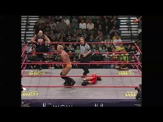 WCW Hallowen Havoc 2000 HD Part 1