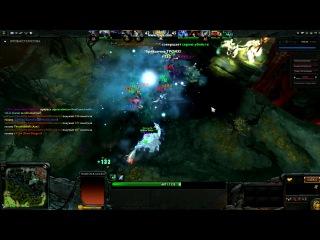 Dota 2 BMD Outworld Destroyer rampage