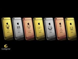 24ct Gold iPhone 6 Elite Range video