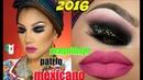Maquillaje Fiestas Patrias Mexico Tutorial 🇲🇽 Mexican makeup look| auroramakeup