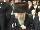 Holy Tosh Rebbe Mitzva Tantz at his beloved House Bucher's Chasuna 6 3 2007