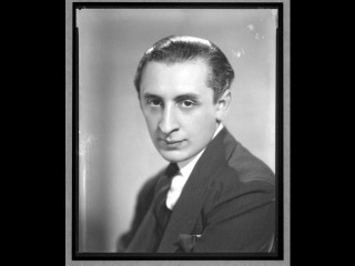 Сен-Санс-Лист-Горовиц Пляска смерти. Вл. Горовиц. 1928 г.