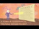 У чому ж геніальність таблиці Менделєєва Цікава наука The genius of Mendeleev's periodic table