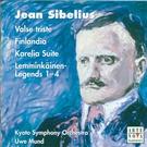 """Сибелиус - Симфоническая поэма """"Финляндия"""""""