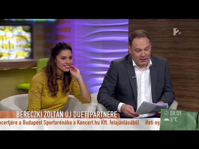 Bereczki Zoltán hihetetlen módon tudatta Berki Artúrral hogy a duettpárja lesz mokka