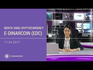 Berita yang cryptocurrency E-Dinar Coin (EDR)