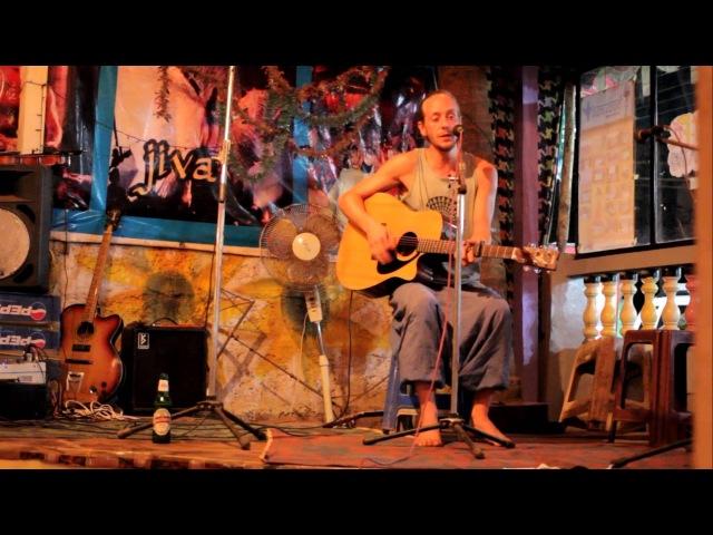 Live Music In Loekie Cafe GOA Arambol