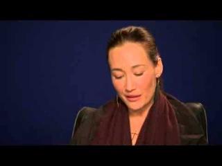 NY Maggie Q (Entertainment Celebrity Extra)