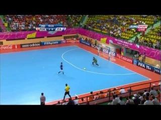 ЧМ-2012. 1/4 финала. Португалия - Италия (2 тайм+от)
