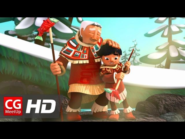 CGI 3D Animated Short Film Totem Short Film by Ariel Jew