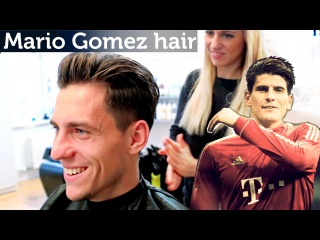 Mario Gomez Hair | Men's Hairstyling Inspiration by Slikhaar TV