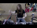 Old Man`s Child - Agony of Fallen Grace - DRUM COVER by Wanja [Nechtan] Gröger