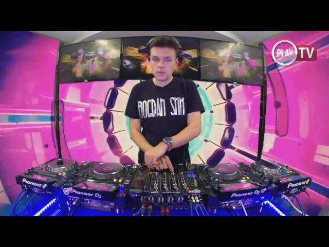 BOGDAN SHMA tech house bass house Live @ PLAY TV 29 11 2017