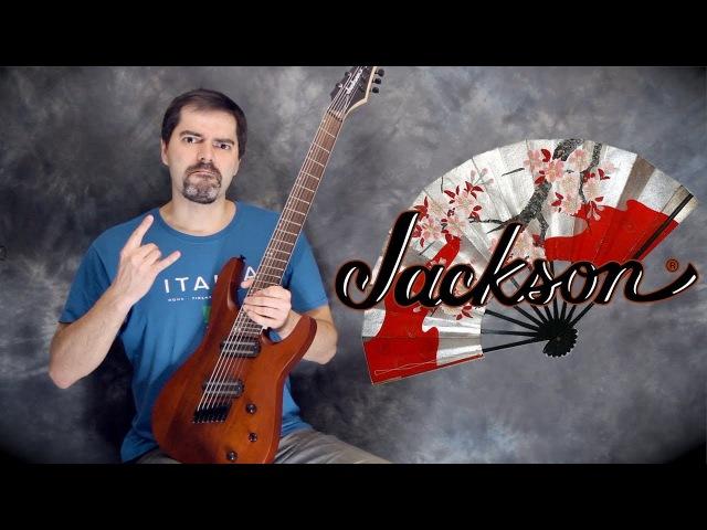 Веерный JACKSON X Series Dinky DKAF7 MS Обзор