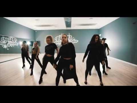 Christina Aguilera F U S S Interlude choreography by Jordy Sparidaens Feminine Beatz DanceStudio
