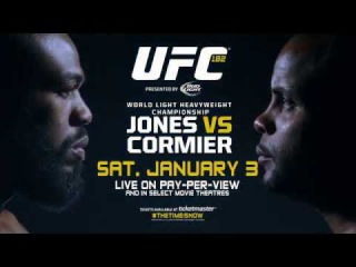 UFC 182: Jon Jones vs. Daniel Cormier
