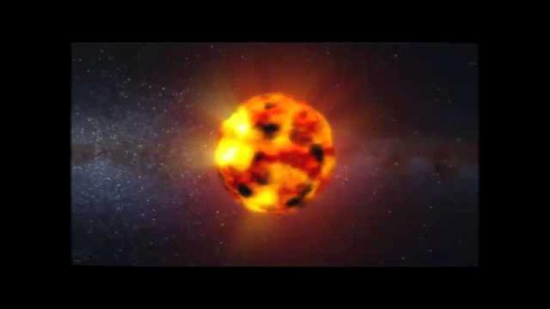Жизнь и смерть звезд во Вселенной. Эволюция звезды, взрыв звезды, сверхновая в космосе.