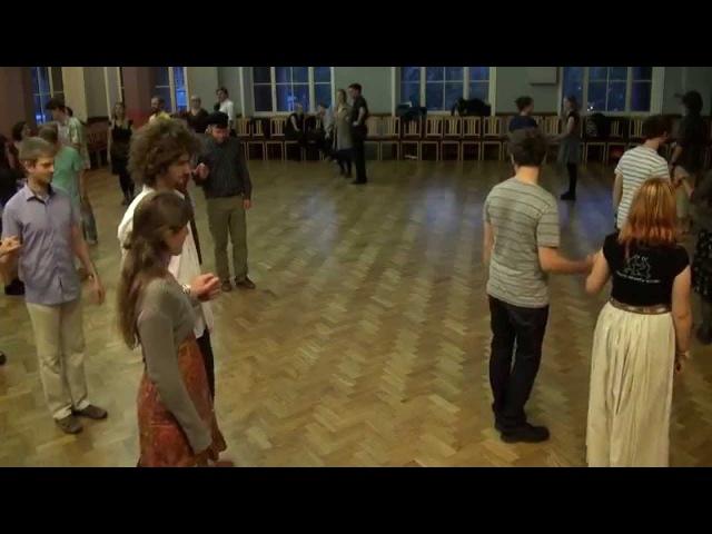 Baltijas dancu naktis/Baltic dance nights - Masterclasses, 04.10.2014