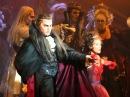Tanzsaal Tanz der Vampire Derniere in Berlin Ivan Ozhogin Mercedesz Csampai