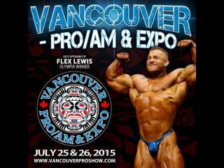 Превью турнира 2015 Vancouver Pro | Pro BB World