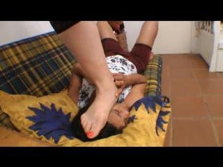 #footfetishcommunity #ecsclusivevideo #enjoy!   very hard trampling