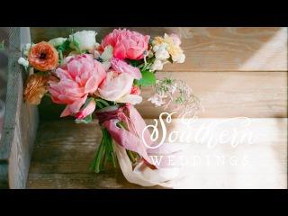 Southern Weddings Magazine Volume 6 :: Styled by Amanda Gray / Ashley Baber / Erica Stawick :: Naz Films